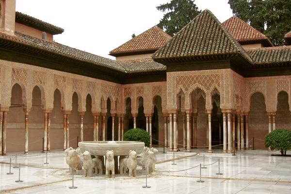 Turismo naturaleza y caza. Alhambra de Granada