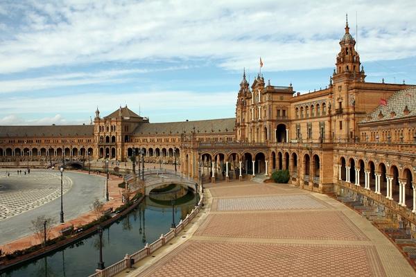 Turismo naturaleza y caza. Sevilla