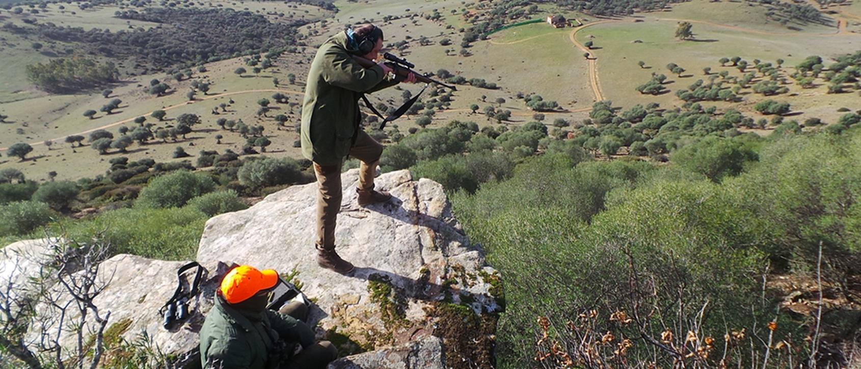 Modalidades de caza mayor